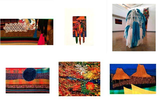 """Fibras """"Arte Textil"""""""