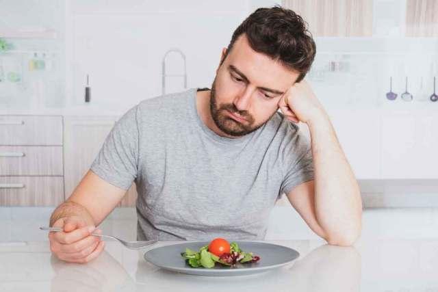 Obsesión por la comida saludable