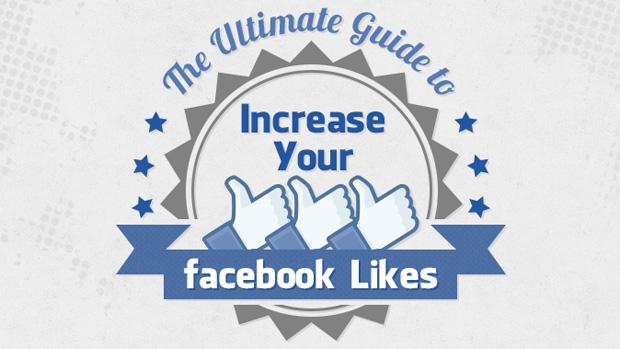 7 Maneras de Aumentar Likes en Facebook #Infografía
