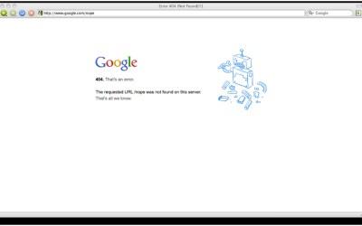 Qué Pasaría si Google se Cayera Durante 30 Minutos