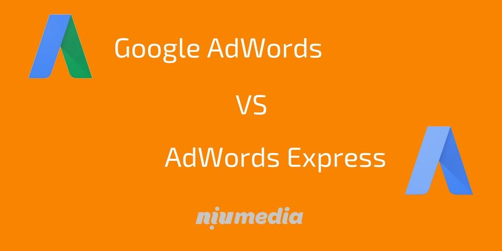 AdWords VS AdWords Express: ¿Qué Plataforma PPC de Google es Mejor?