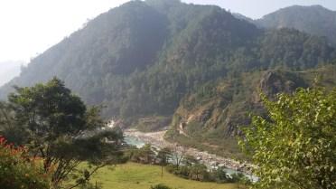 River Alaknanda, Gochar - Joshimath