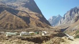 Badrinath - Mana Village