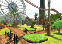 RollerCoaster Tycoon World vă dă banii înapoi