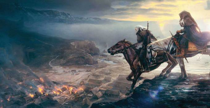 The Witcher III: Wild Hunt - Blood & Wine Video Diary