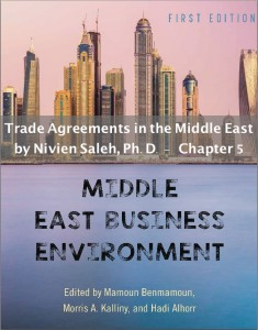 Book cover of Middle East Business Environment