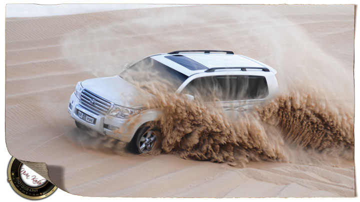 Desert Safari! :D