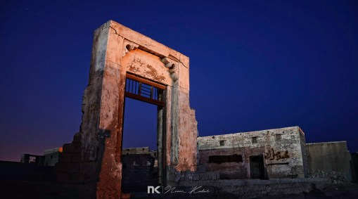 Travelogue: Ghost Town – Jazirat Al Hamra