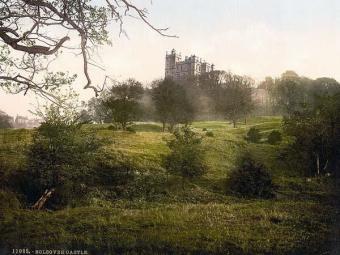 Derbyshire-Bolsover