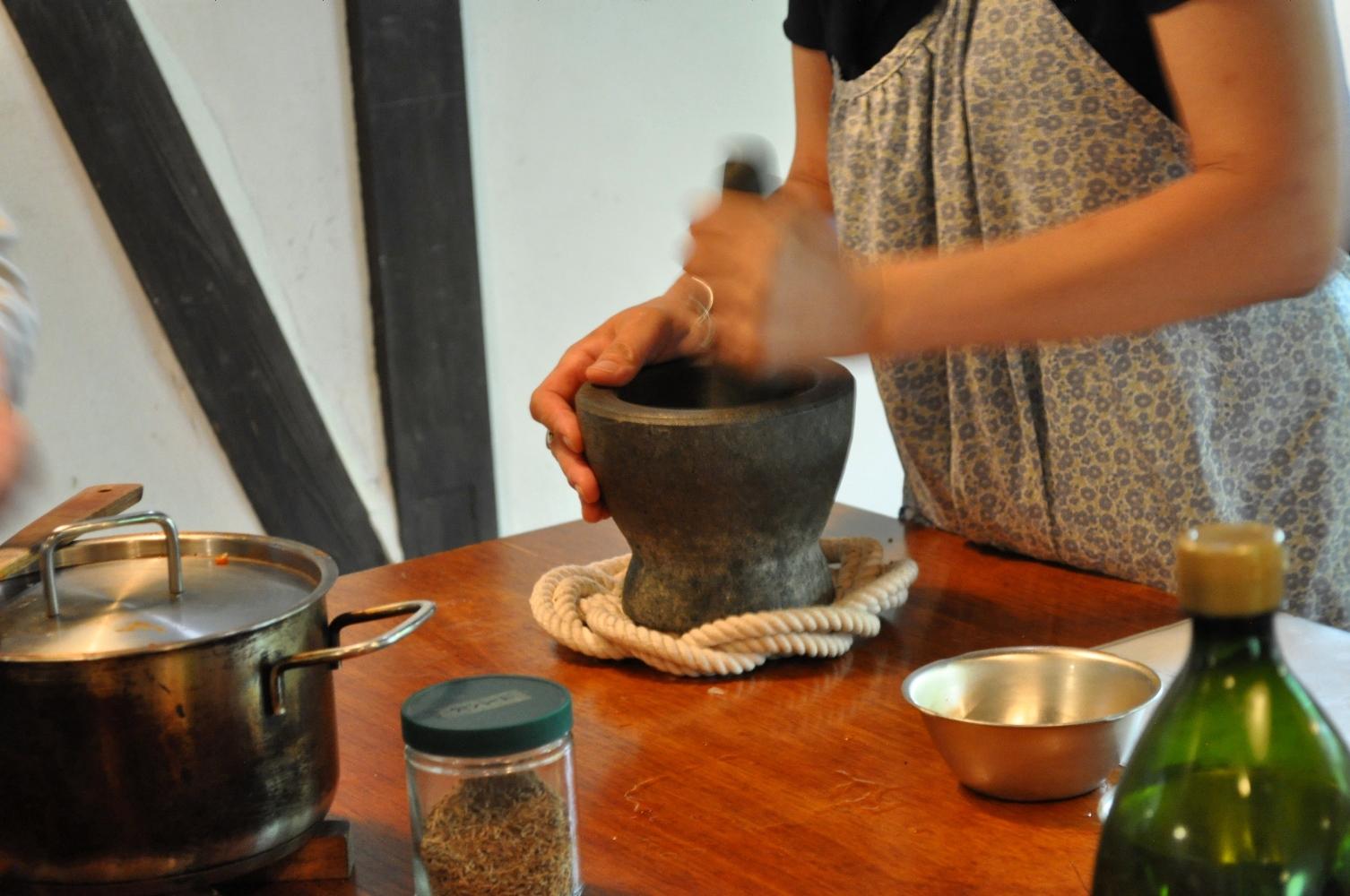 『野菜と豆と雑穀のにわか料理教室vol.65』8月開催