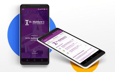Build a professional church app in a week