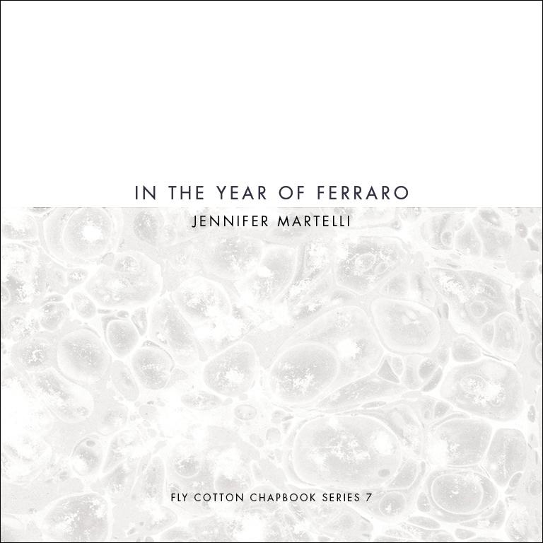 IN THE YEAR OF FERRARO · JENNIFER MARTELLI