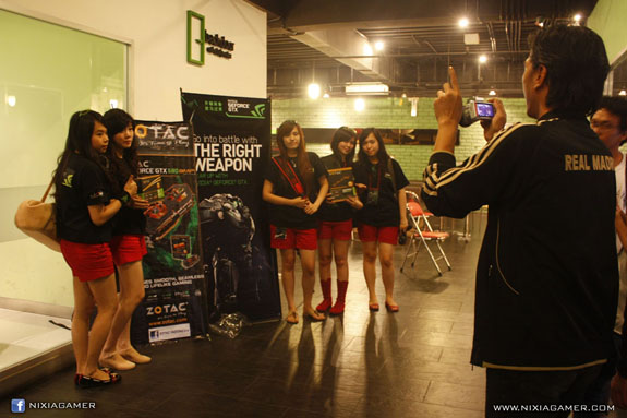 NXa Ladies Nvidia Event Seminar Amp Game Competition NXa Gaming Inspired By Fatal1ty