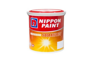 cat nippon paint solareflect