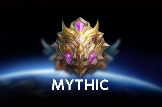 logo rank mythic