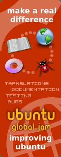 UbuntuGlobalJam