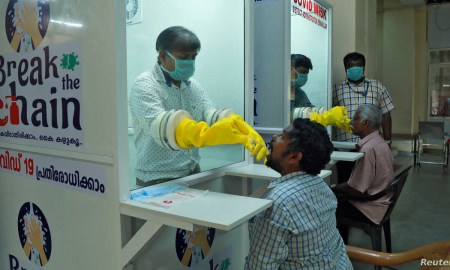 India overtakes Brazil to become second worst-hit country by Coronavirus pandemic