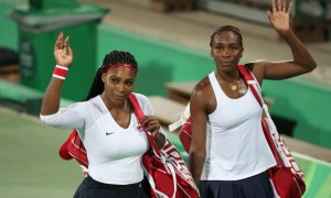 Serena and Venus Williams withdraw from Western & Southern Open