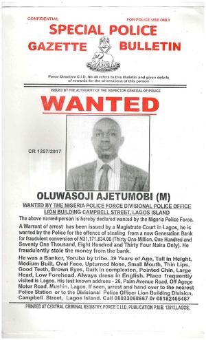 bank fraud nigeria