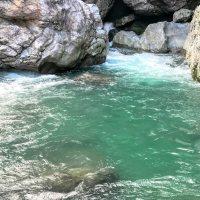 中津渓谷⇒七福神巡りをしながら楽しめる美しい渓谷美