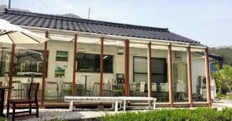 池川茶園工房カフェ