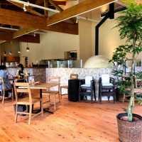 ハーベステラス ⇒ モンベルアウトドアヴィレッジ本山にあるレストランでカレー