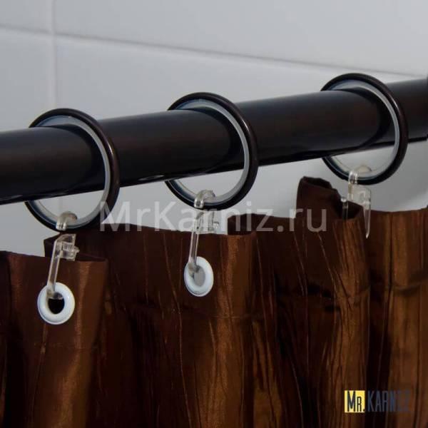 Кольца для штор Grande Тосканская бронза купить в Нижнем ...