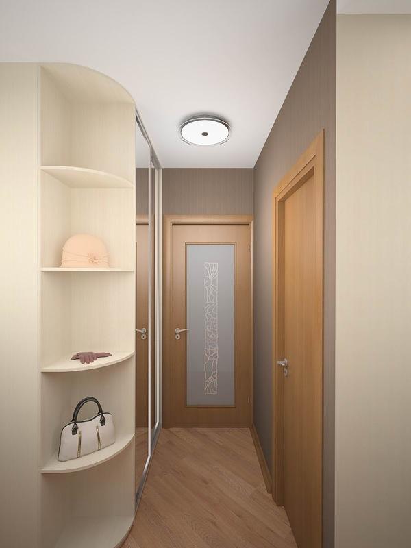Узкая прихожая коридор идеи для ремонта - Только ремонт ...