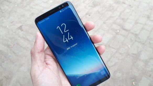 Lett resett Galaxy S9