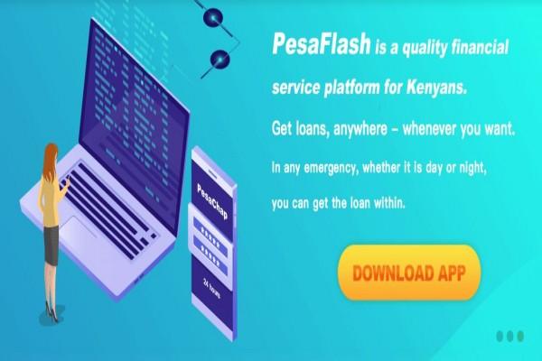 PesaFlash Loan