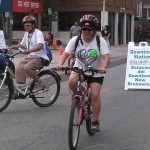 New Brunswick Ciclovia June 2015