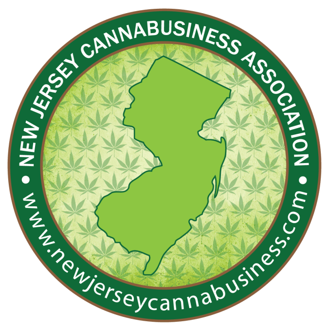 Logo of New Jersey Cannabusiness Association.