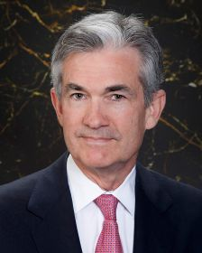 Image of Fed. Chairman Jerome Powell