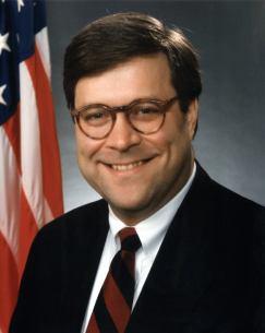 Photo of William Barr