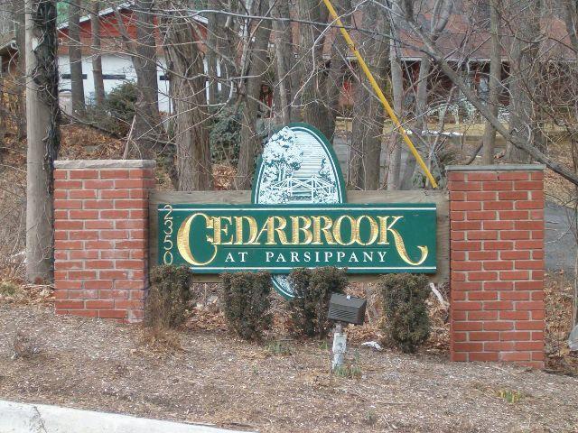 Cedar Brook Condos Parsippany