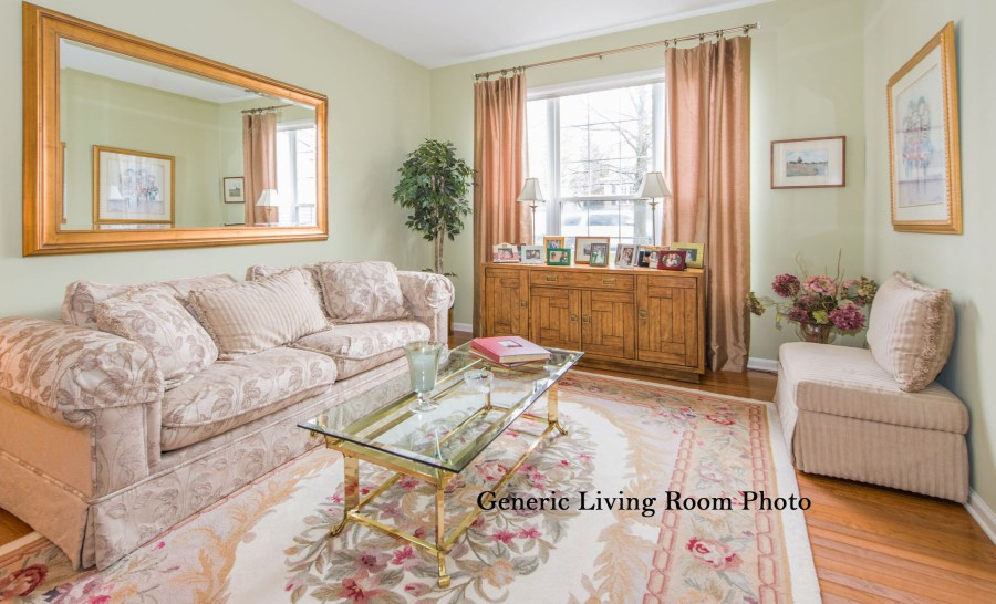 Generic Living Room Photo