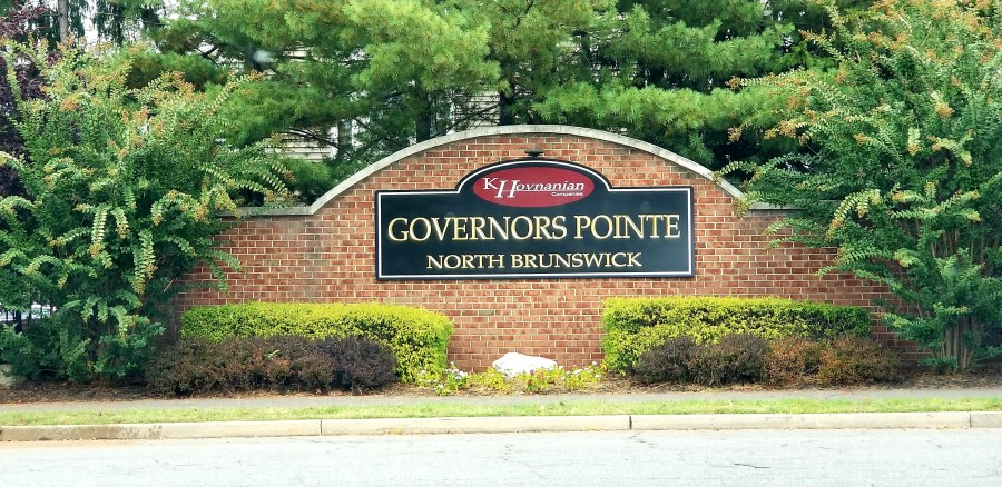 Governors Pointe Condos North Brunswick
