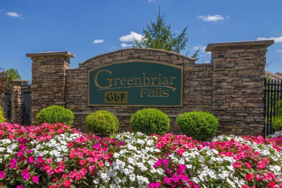 Greenbriar Falls Condos Tinton Falls