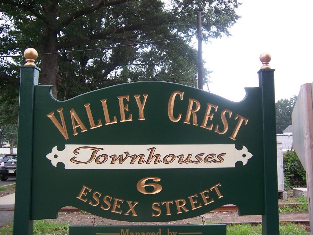 Valley Crest Condos Belleville New Jersey