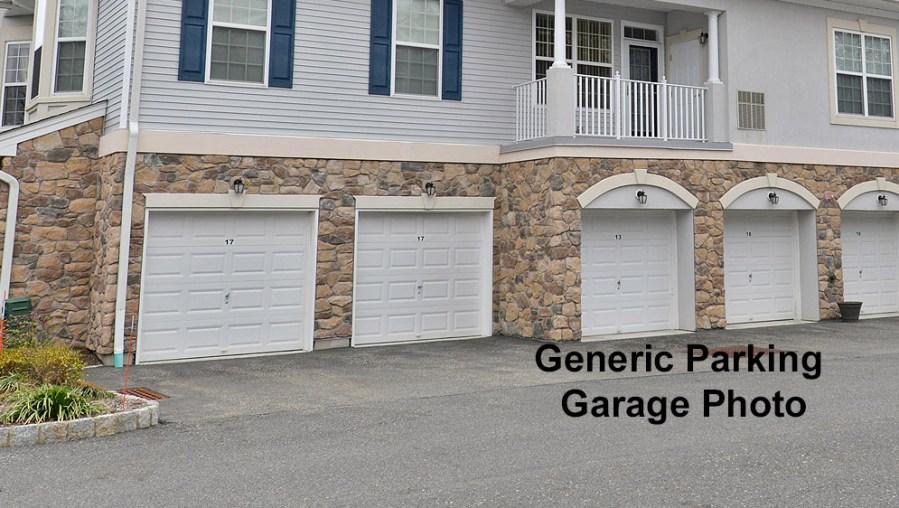 Generic garage photo