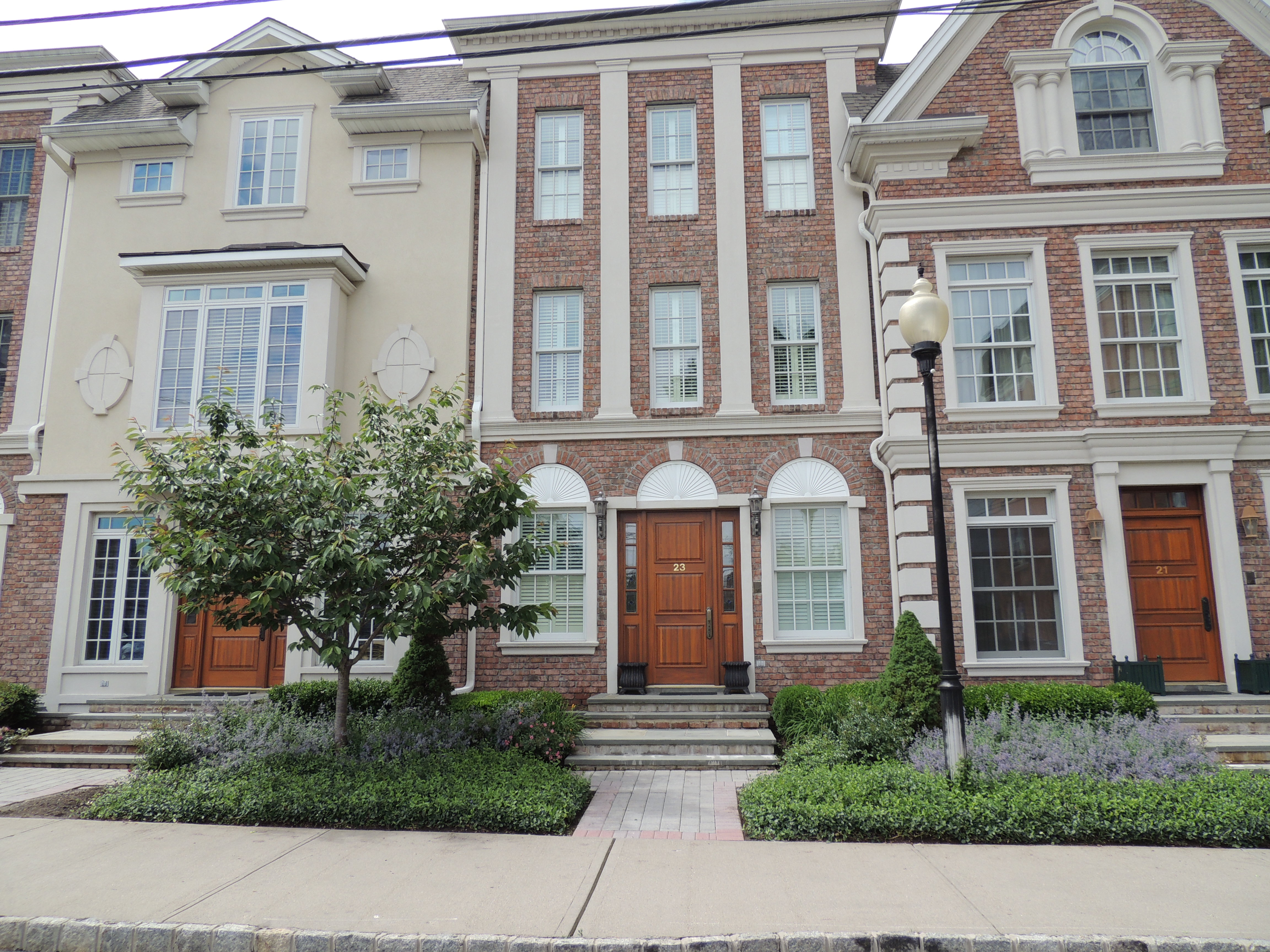 Georgetown Luxury Townhouses Morristown New Jersey Nj
