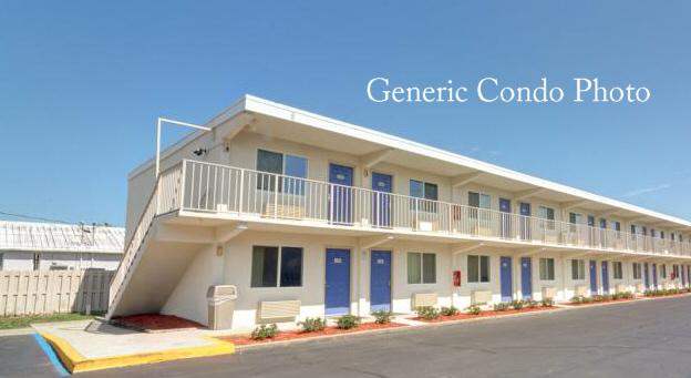 Hotel type condo