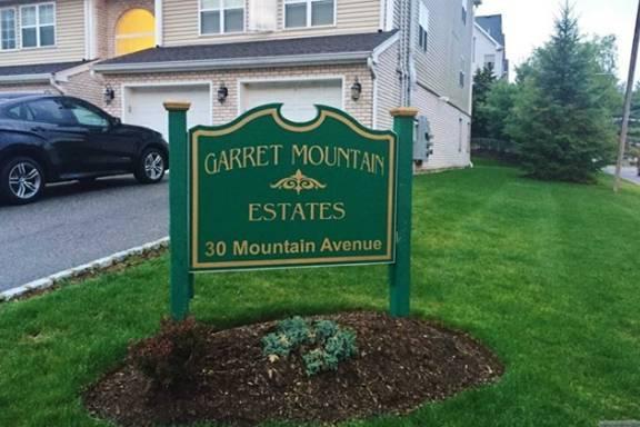 Garret Mountain Estates Condos Paterson