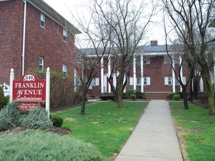 640 Franklin Ave Condos Nutley