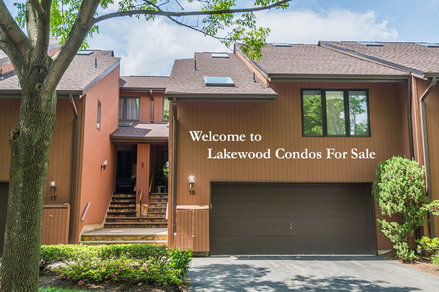 Lakewood Condos For Sale