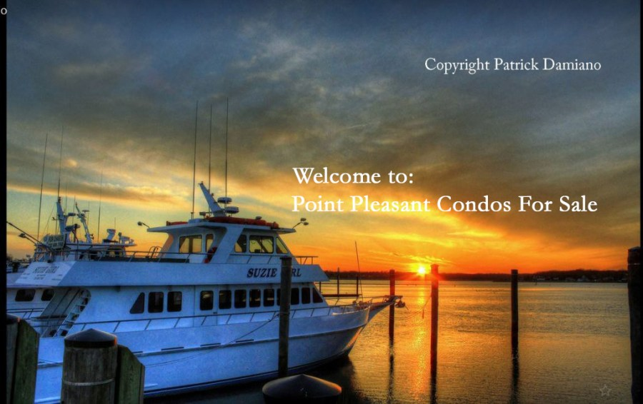 Point Pleasant Condos For Sale