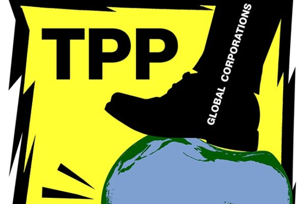 The TPP: A Corporate Wish List