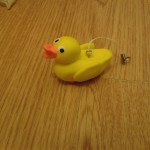 Polymer Clay Rubber Duck
