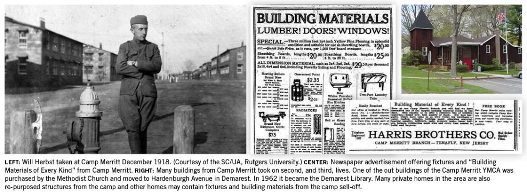 6) Camp Merritt Memorial, Cresskill-Dumont, NJ - The