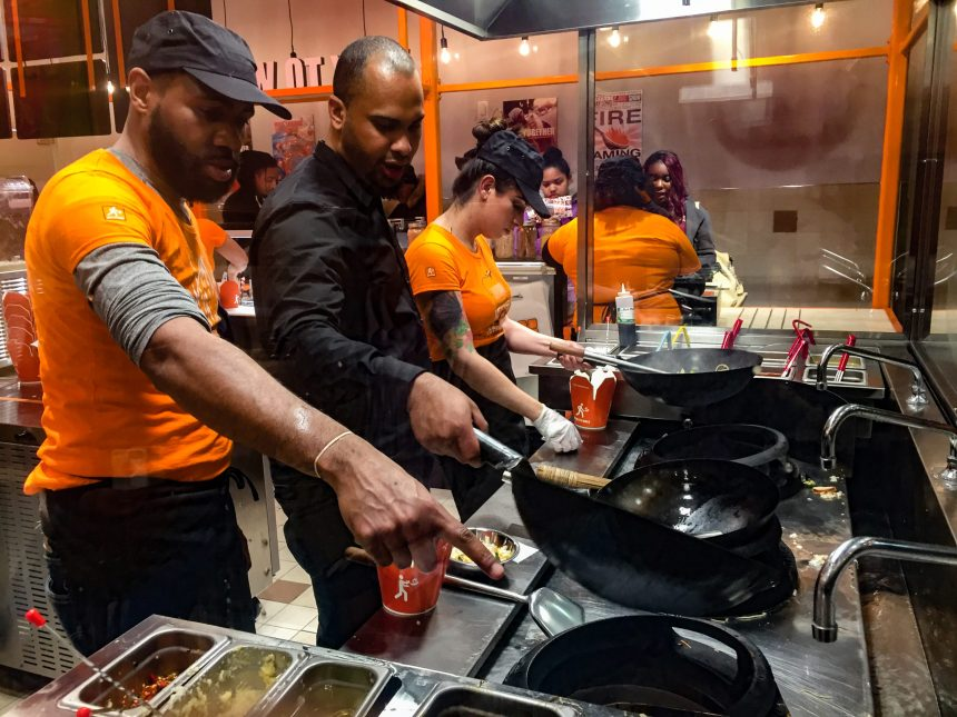 Food Review: Wok to Walk